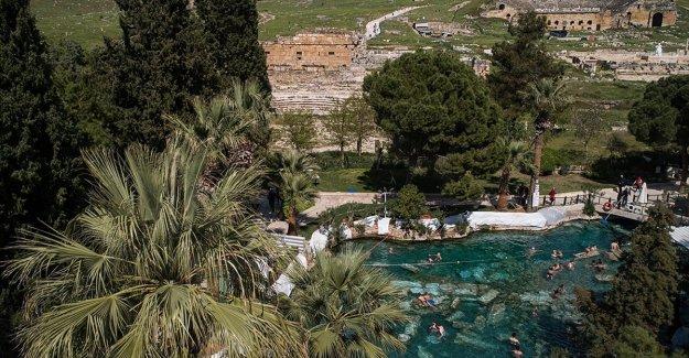 Termal turizmde 2020 hedefi 1 milyon yabancı turist