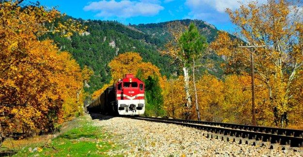 Ticarette demir yolunun payı yükseliyor