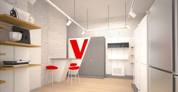 """Yeni nesil dijital mağaza """"Vestel Ekspres""""in ilki İstanbul'da açılıyor"""