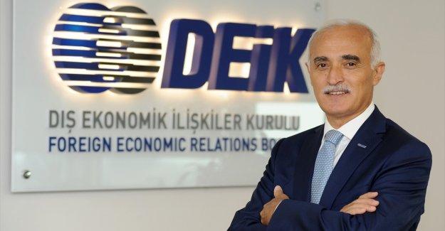 DEİK Başkanı Olpak: Merkez Bankası'nın adımları iş dünyasına nefes aldıracak