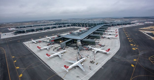 İstanbul Havalimanı tam kapasitede ilk yılını tamamladı