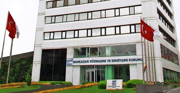 BDDK, Euroclear Bank ve Clearstream Banking'i TL işlem sınırlamasından muaf tuttu
