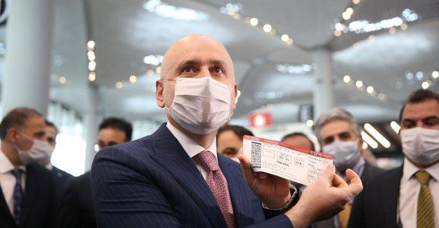 53 havalimanı Kovid-19'a karşı sertifikalandırıldı