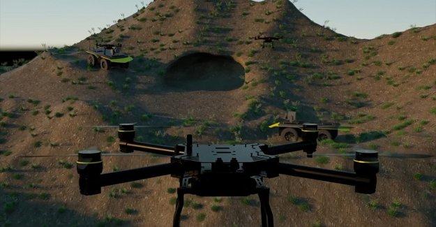 Savunmada 'robotimler' geliyor