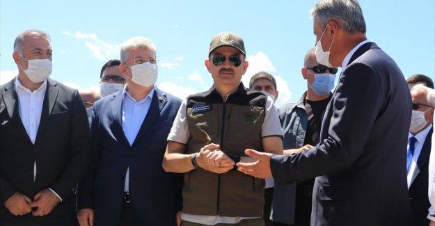 Tarım ve Orman Bakanı Pakdemirli: Kurban Bayramı'nda 4,7 milyon hayvan kesim için hazır bekliyor