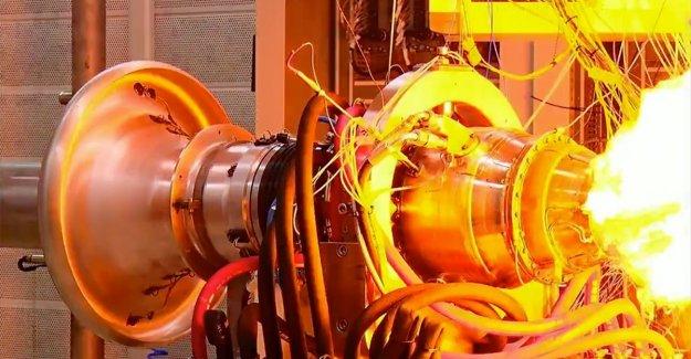 Türkiye'nin orta menzilli ilk yerli füze motoru (TEI-TJ300) test edildi