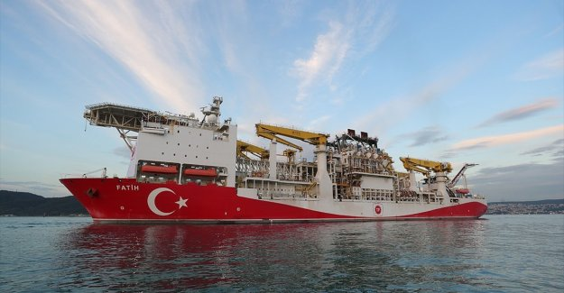 Türkiye'nin petrol ve gaz sondajları salgında daha kritik hale geldi