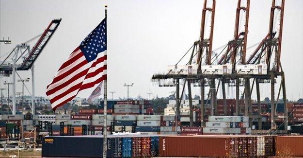 ABD'de ithalat fiyatları 8 yılın en yüksek artışını kaydetti