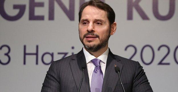 Bakan Albayrak: Hedefimiz yüksek katma değerli üretime devam etmek