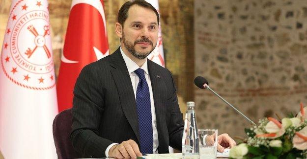 Bakan Albayrak: Toplanan her 100 lira verginin 85,2 lirası toplumun refahı için kullanılıyor