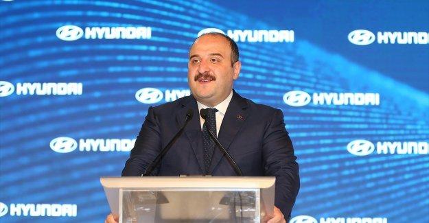 Bakan Varank: Bu fabrika, dünyadaki i20 üretiminin yaklaşık yüzde 50'sini karşılayacak