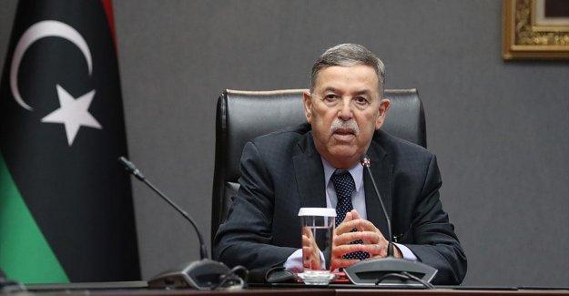 Libya'nın inşası için Türk firmalarına davet