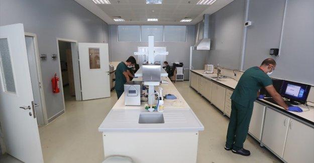 Ticaret Bakanlığının ilk 'Kriminal Laboratuvarı' hizmete hazır