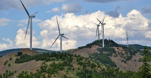 Yenilenebilir enerjiye temmuzda 4,1 milyar liralık destek