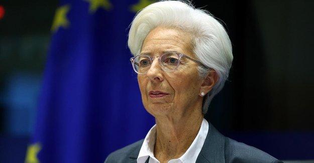 Avrupa Merkez Bankası Lagarde: Ekonomik toparlanma için gerekirse harekete geçmeye hazırız