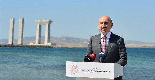 Bakan Karaismailoğlu: 21 Aralık'ta Kuzey Marmara Otoyolu'nu tamamlamış olacağız