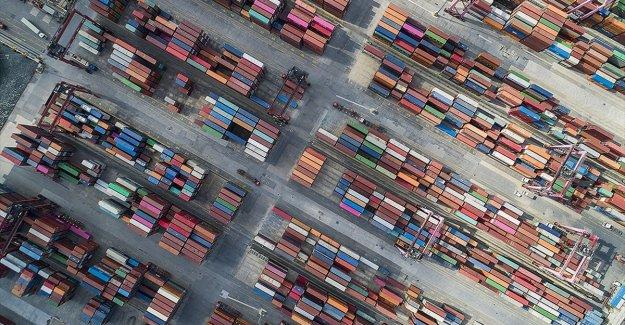 Dış ticaret rakamlarına Kovid-19 etkisi