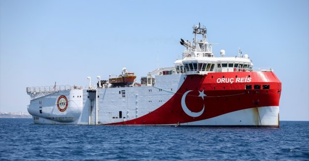 Enerji ve Tabii Kaynaklar Bakanlığı: Oruç Reis'in limana dönmesi rutin bir faaliyet