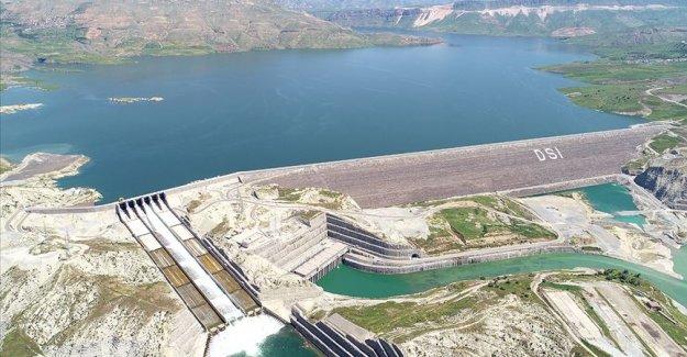 Ilısu Barajı'ndan ekonomiye 4 ayda 600 milyon lira katkı