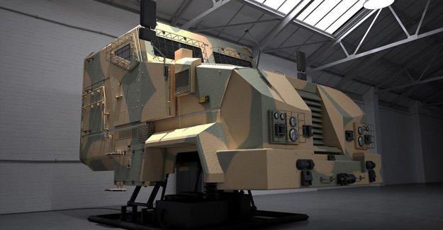 Askeri araçlardaki güvenlik, teknolojik eğitimle artırılacak