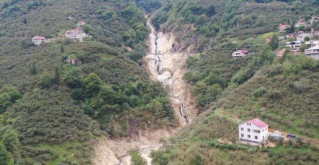 Giresun'daki sel afetinde hayvanlarını kaybeden çiftçilerin mağduriyeti giderildi