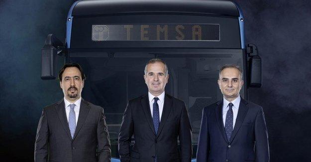 Sabancı ve Skoda Transportation güçlerini Temsa için birleştirdi