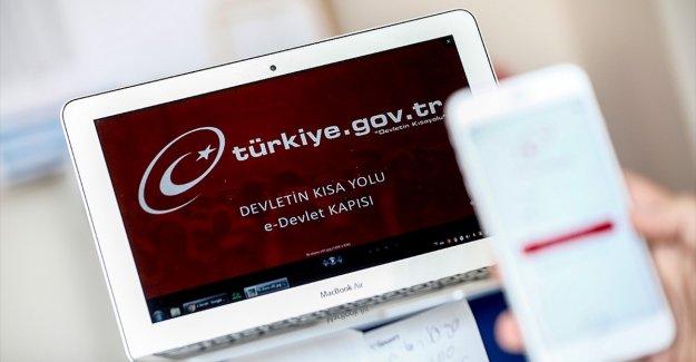e-Devlet ile bürokrasi azaldı, işler hızlandı