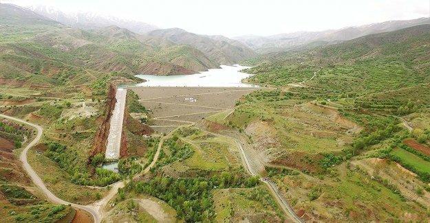 Erzurum'dan doğan nehirler toprağa can, ülkeye enerji veriyor