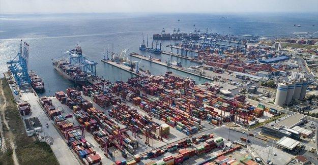İnşaat malzemeleri ihracatında tüm zamanların rekoru kırıldı