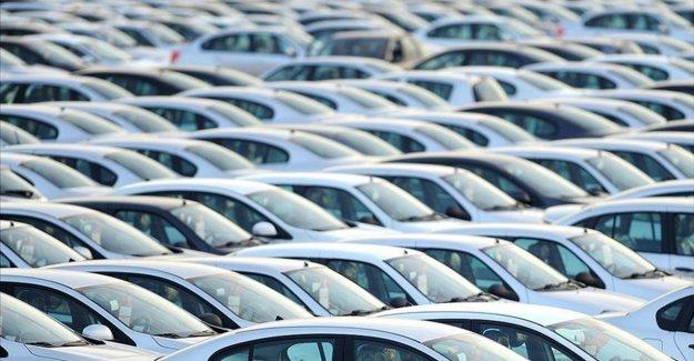 Otomobil ve hafif ticari araç toplam pazarı ekimde yüzde 93 büyüdü