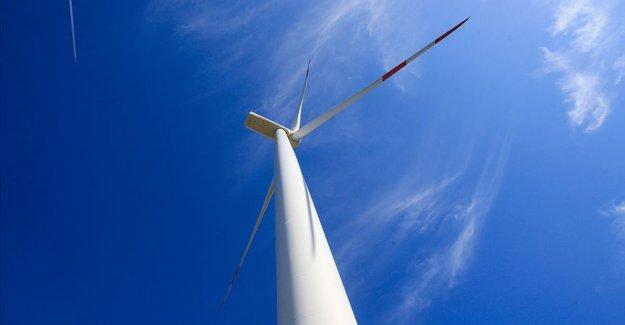 Rüzgarda kurulu güç 2021'de 10 bin megavatı aşacak