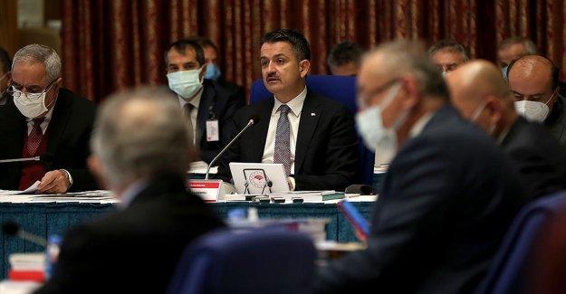 Tarım ve Orman Bakanı Pakdemirli: 2021'de üreticilerimize 23 milyar lira destek vereceğiz