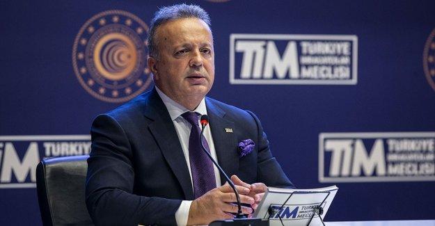 TİM Başkanı Gülle: Türkiye'yi ihracatla yükselttik, yükseltmeye de devam edeceğiz