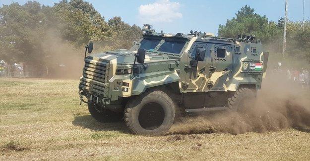 Macaristan Türkiye'den ilave 40 zırhlı araç alacak