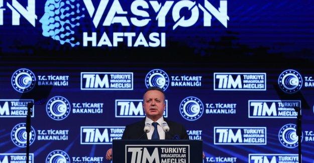 TİM Başkanı Gülle: İhracat inovasyonla, Türkiye ihracatla yükselecek