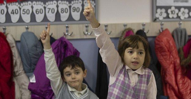Türkiye'de eğitim harcamaları geçen yıl 259 milyar lirayı geçti