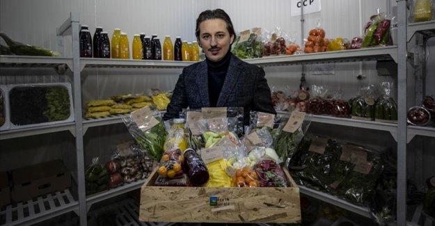 Hijyen endişesi tüketiciyi 'yıkanıp paketlenmiş' meyve-sebzeye yönlendirdi