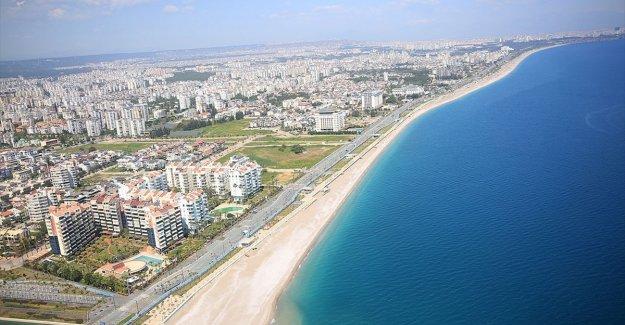 Kıyı şehirlerindeki konutlar son 3 yılda yüzde 80'e varan oranlarda değerlendi