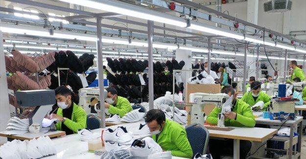 Şanlıurfa ayakkabı üretiminin merkezi oluyor