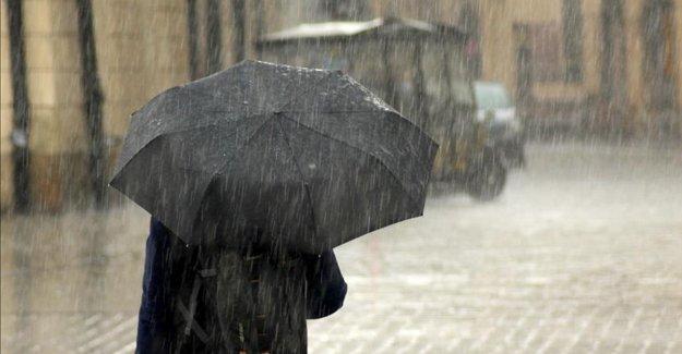 Türkiye'nin kuzey ve iç kesimlerinde yarın yağışlar etkili olacak