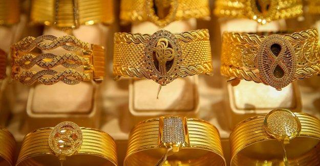 Altının gram fiyatı 6 ayın en düşüğünde