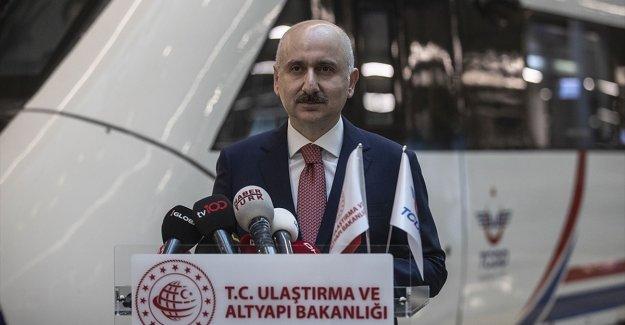 Bakan Karaismailoğlu: Konya-Karaman YHT Hattı'nda test sürüşleri 8 Şubat'ta başlıyor