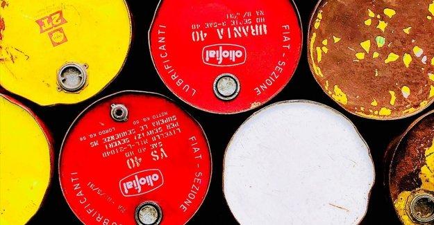 Brent petrolün varil fiyatı 59 doları gördü