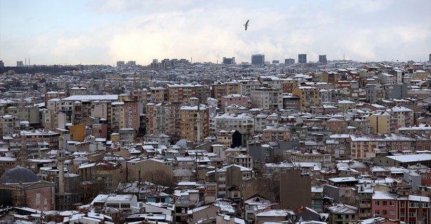 İstanbul'un en yaşlı konutları Fatih ve Beyoğlu'nda