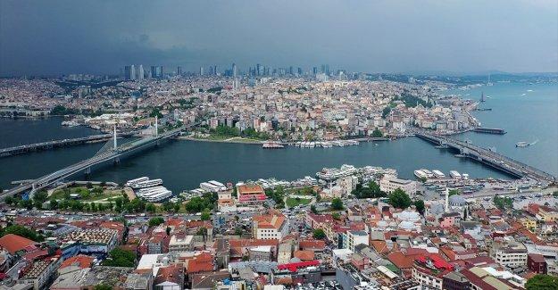 İstanbul'un yıllık su ihtiyacının yüzde 48'i çatı sularından elde edilebilir