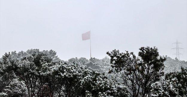 Marmara Bölgesi'nde yarın akşam saatlerinden sonra yoğun kar yağışı bekleniyor