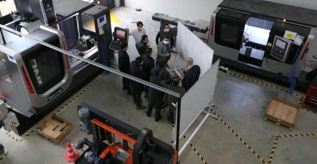 Sanayi kenti Gaziantep'te 'Model Fabrika' üretimde öncü olacak
