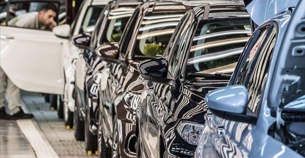 Türkiye'den ocak ayında 75 ülkeye binek otomobil ihraç edildi