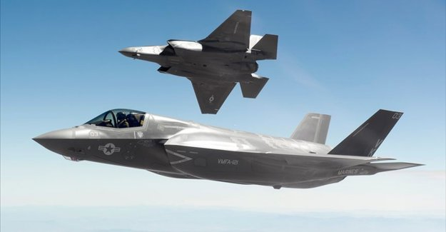 Türkiye F-35 programındaki haklarını korumak için ABD'de girişimlerde bulunacak