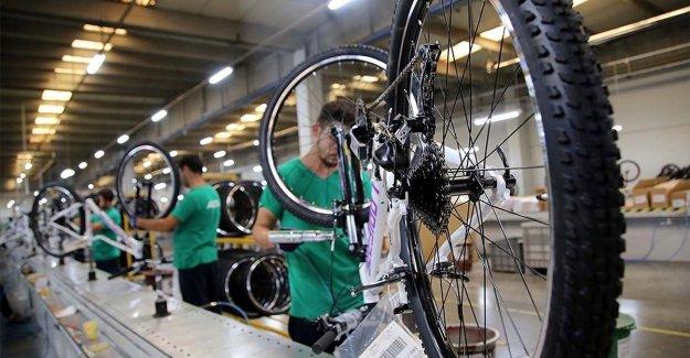 Türkiye'nin bisiklet, mopet ve motosiklet ihracatı hız kesmiyor